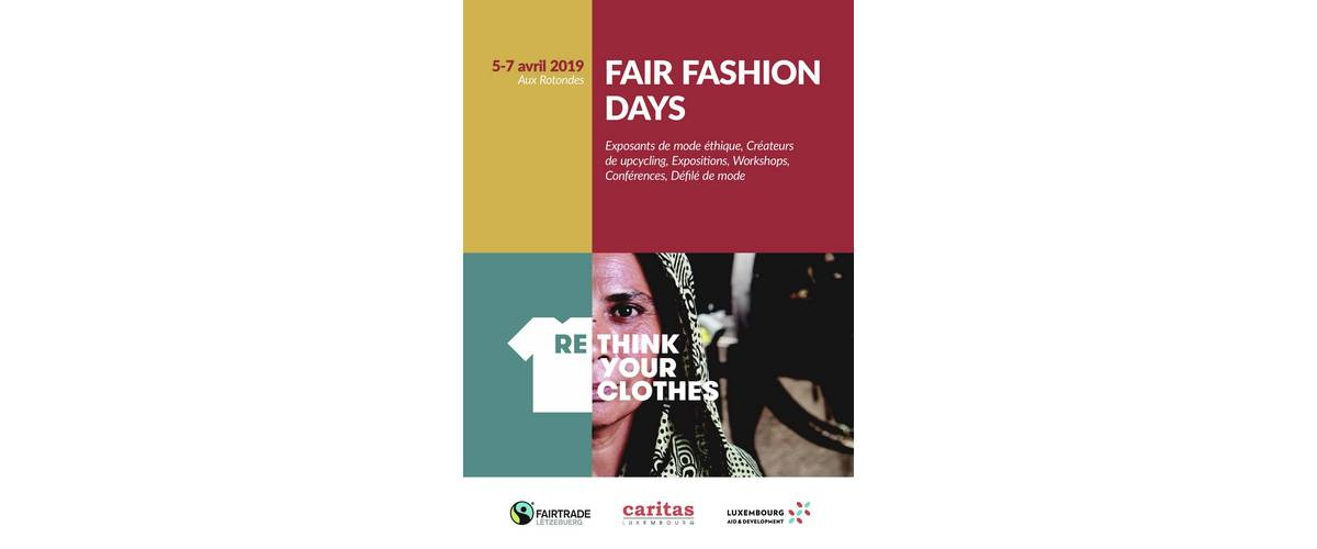 Fair Fashion Days, un week-end dédié à la mode équitable