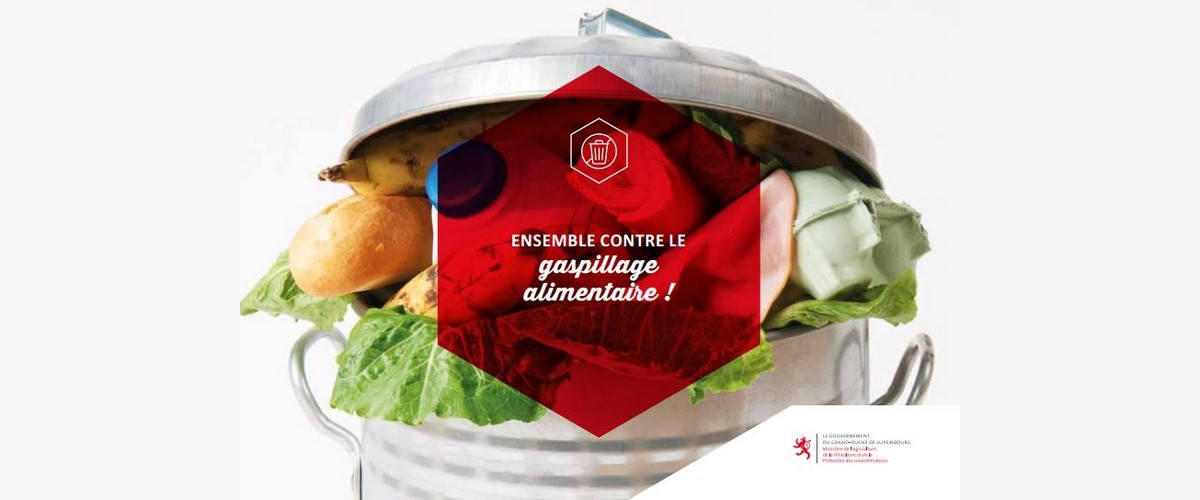 Ensemble contre le gaspillage alimentaire !