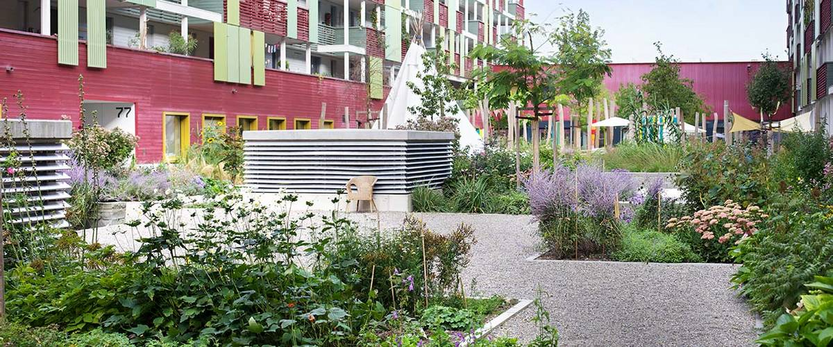 A resilient society – how urban design can have an impact on mental health and wellbeing.