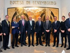La Bourse de Luxembourg cote la 100e obligation verte (Green Bond)