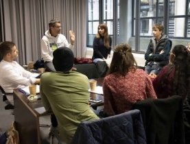 The University of Luxembourg Incubator and Entrepreneurship Programme present the Ideation Camps