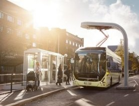 Volvo Bus lance le E-Bus Competence Center au Luxembourg