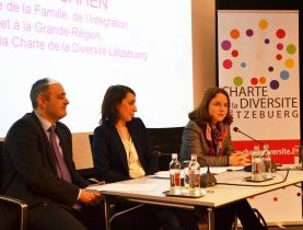 Diversity Day au Luxembourg le 12 mai 2015