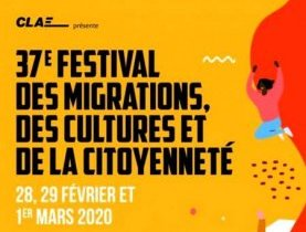 festival, CLAE, festival des migrations, métissage culturel, associations issues de l'immigration, relations interculturelles, identités, cultures, citoyenneté
