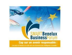 Du [06-06-2016] au [07-06-2016] SMART Benelux Business Forum