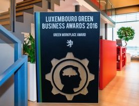 Betic remporte le Green Workplace Award