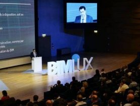 LIST, conférence BIMLUX 2018, construction, neobuild, Oai, Building Information Modeling , innovation, technologie, urbanisme, développement, construction durable