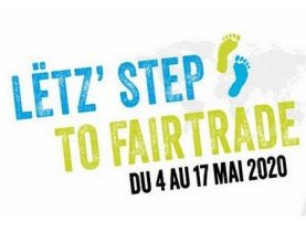« Lëtz' Step to Fairtrade »