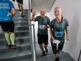 thyssenkrupp Elevator, German Championship, Highest tower, towerrun, Technology, runners, 15 nations
