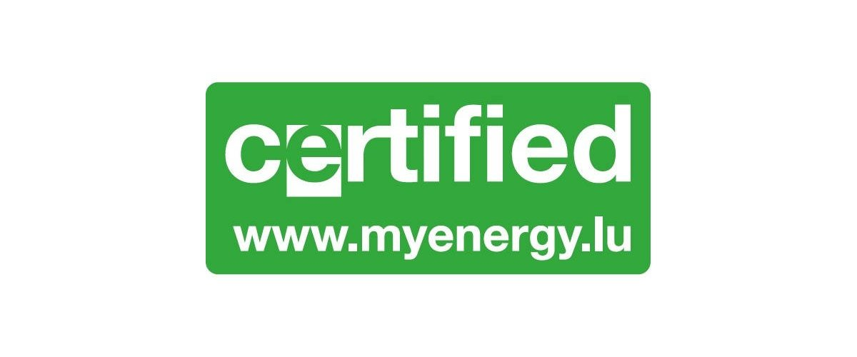 Premier cru du label myenergy certified