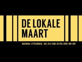 'DE LOKALE MAART' at Ettelbruck