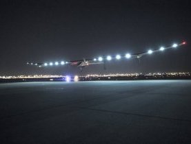 Solar Impulse parcourt 1.541 km sans escale