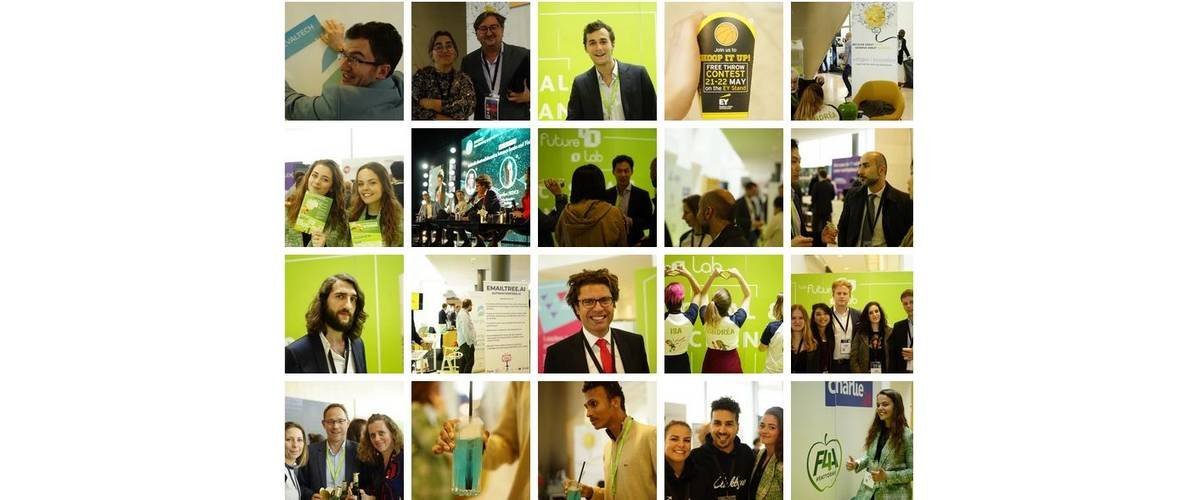 green wonderwall, Lux Future lab, startup incubator, BGL BNP Paribas, Green village