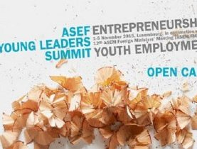 Jean Asselborn au Young Leaders Summit de la Fondation Asie-Europe