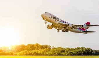 Cargolux, efficient fleet, cargo flights, lion bone transport, traffic, both poaching, wildlife conservation, ethical reasons, company philosophy, Social Responsibility and sustainability