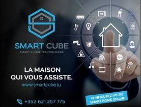 plateforme Cube4Services, construction durable, plateforme multiservices, habitation Smart Home, Smart Cube, bâtiment intelligent, application, IT, bâtiments créés par Smart Cube sont ready « Smart 4 Services »