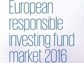 The European responsible investing fund market 2016 - statistics
