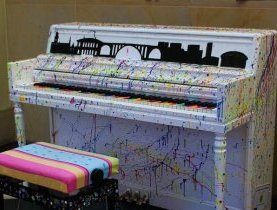 My Urban Piano !