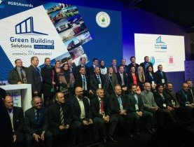 COP21- Le Luxembourg remporte 3 des 8 prix attribués aux Green Building Solutions Awards