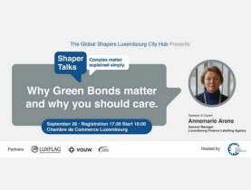 Shaper Talks : Why Green Bonds matter and why you should care.