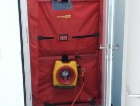 Blower door, un test qui ne manque pas d'air !