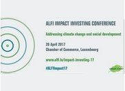 ALFI IMPACT INVESTING CONFERENCE