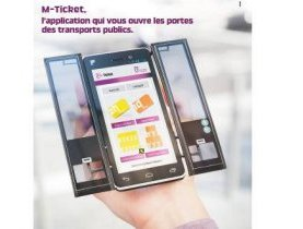 Une application de billettique pour smartphones