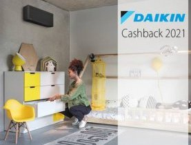pompe à chaleur Daikin, cashback, confort optimal , action Daikin Early Bird, plateforme Stand By Me, Daikin Early Bird Cashback 2021, construction durable, énergie