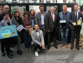 Campagne Lëtz' Step to Fairtrade