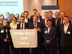 L'IMS s'associe au mouvement international #BringBackOurGirls !