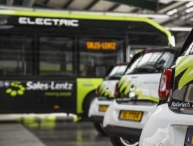 Sales-Lentz Smart electric Luxembourg