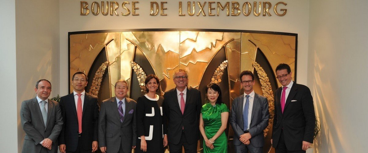 Bank of China (BoC) becomes first Chinese Financial Institution to list a Green Bond on the Luxembourg Stock Exchange (LuxSE)