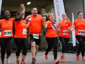 smartrun, networking, teambuildings, sports, Contern, Windhof, Belval, Leudelange