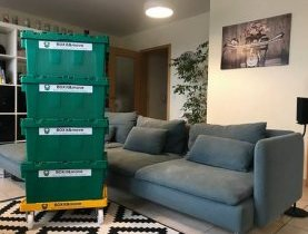 BOXit&move is Luxembourg's first eco-friendly moving alternative