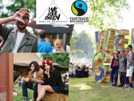 Max Havelaar au festival We Love Green