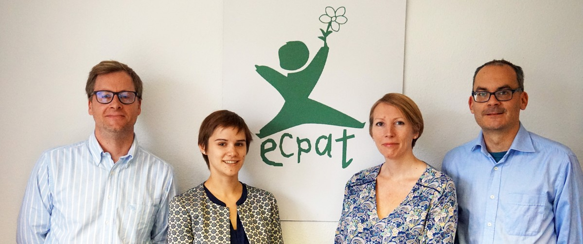 WE LOVE ECPAT Luxembourg