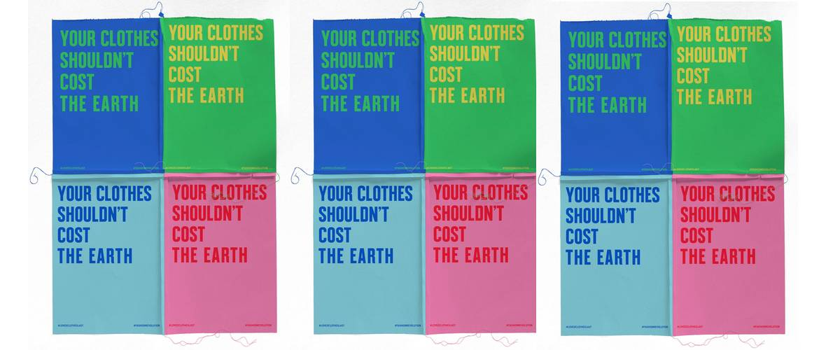 industrie textile, Fashion Revolution, Fashion Industry Charter for Climate Action, Climate Emergency , Fashion Revolution Week, fashion's impact, WhoMadeMyClothes, governments, the environment, inequality