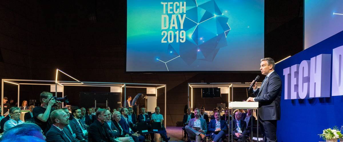 CLE, construction, architecture, gros-oeuvre, chantier, entreprise de construction luxembourgeoise, LEAN construction, LIST, tracking sur chantier, technologies luxembourgeoise, recherche, TECH DAY 2019