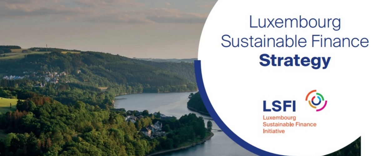 LSFI, Luxembourg Sustainable Finance Initiative