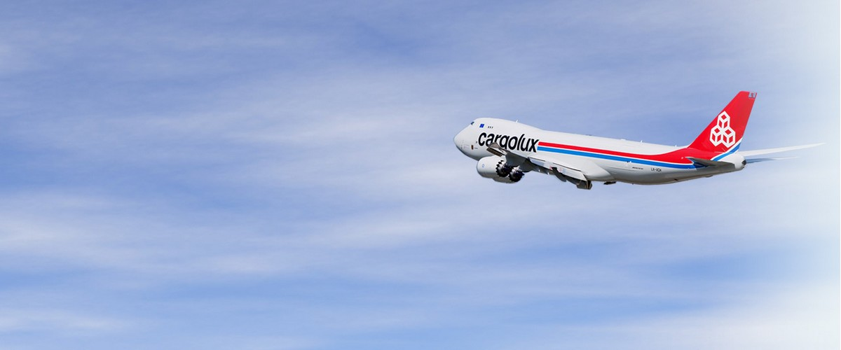 Cargolux signs agreement for environmentally friendly beam solution