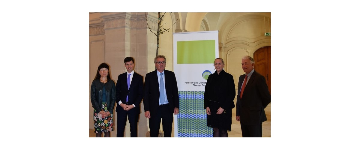 Lancement du Forestry and Climate Change Fund (FCCF)