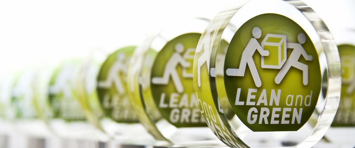 LEAN & GREEN Benelux Awards Ceremony