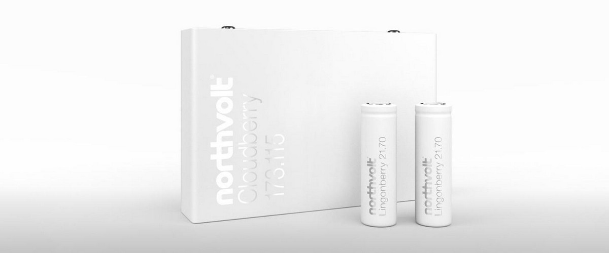 batteries lithium-ion de Northvolt en Suède