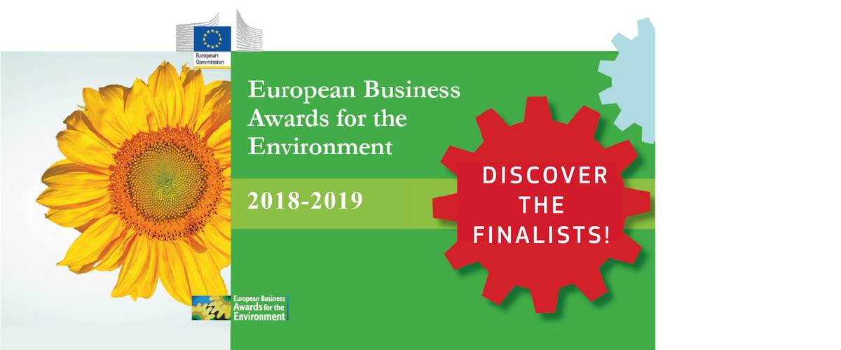 +ImpaKT, European Business Awards for the Environment, Sustainability, Circular Economy principles, European competition, ecoinnovation, environmental protection, company